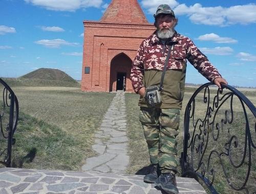 «Иду домой по привычке…» От Москвы до Тюмени через Варну пешком за пять лет
