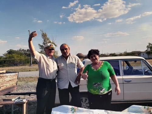 Почти семейное торжество. В селе Владимировка и посёлке Кызыл-Маяк состоялись Дни села