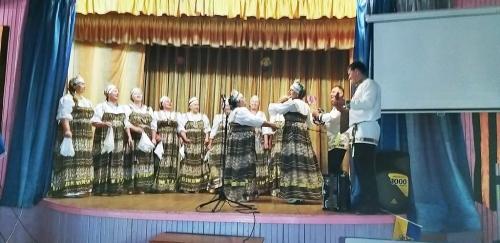 Семь лет дружбы. В селе Лейпциг прошёл концерт, посвящённый городу-побратиму