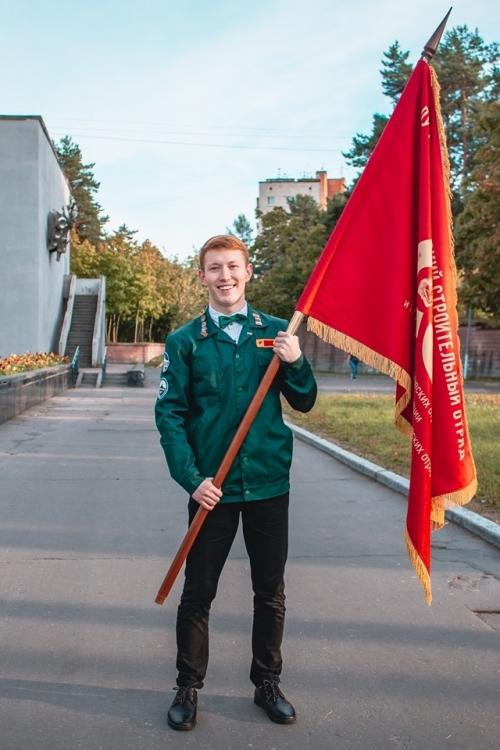 Комиссар из Комсомолки. Уроженец Варненского района Артур Халиуллин отмечен стипендией губернатора
