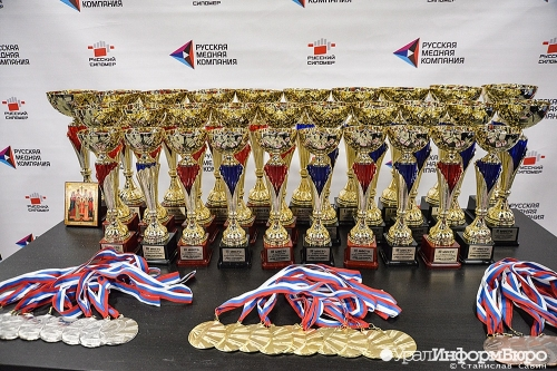 Деревенские сильнее городских. Команда из села Алексеевка собрала больше всех наград на престижном турнире