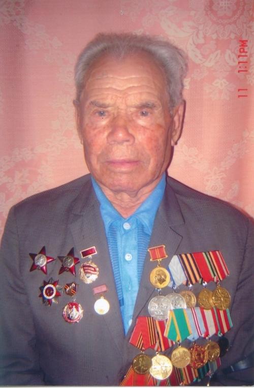 Он пол-Европы покорил… Ушёл из жизни ветеран Великой Отечественной Иван Богодухов