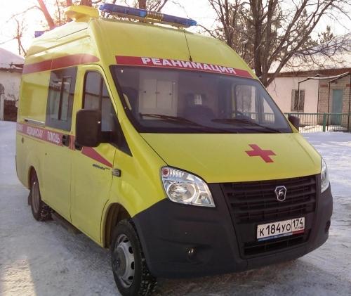 В Варненской больнице – новый реанимобиль. Скорая поступила в район в рамках проекта министерства здравоохранения
