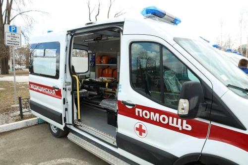 «Я вам русским языком говорю!» В машинах скорой помощи, приобретённых для Сосновского района, есть оборудование, которое «разговаривает»